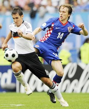 La Croatie en quarts de finale