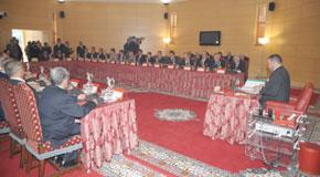 S.M. le Roi préside à Oujda un Conseil des ministres et impulse une série d'importantes réformes