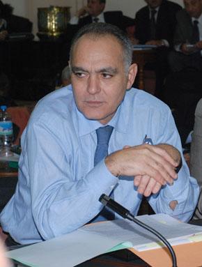 Salaheddine Mezouar, ministre de l'Economie et des Finances. (Photo : Kartouch)