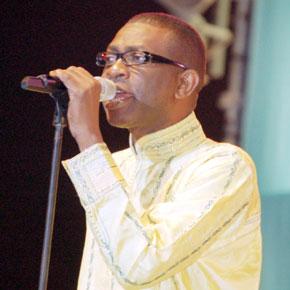 Youssou N'Dour, l'«étoile de Dakar»