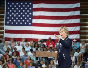 Hillary Clinton parmi les orateurs vedettes