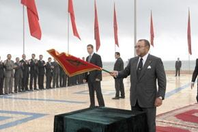 S.M. le Roi lance le plan de restructuration des quartiers sous-équipés de Oued Laou au coût de 50 millions de dirhams