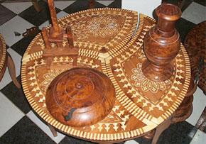 L'artisanat d'Essaouira jouit d'une réputation flatteuse, notamment le travail du bois de thuya. (Photo : flickr.com)