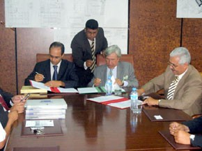 Partenariat entre l'Université Hassan II et le Portugal