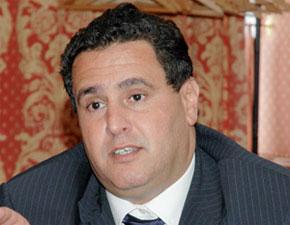 Aziz Akhannouch, ministre de l'Agriculture et de la Pêche maritime. (Photo : www.aujourdhui.ma)