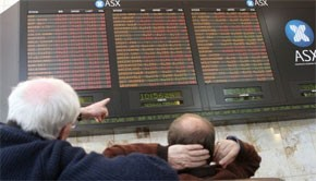 Les Bourses asiatiques s'écroulent dans la foulée de Wall Street