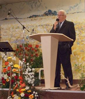 Philipe Morillon, président du Groupe d'amitié parlementaire Europe-Maroc. (Photo : picasaweb.google.com)