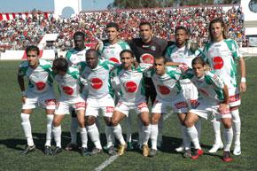 Raja de Casablanca Plus qu'un club, une famille...