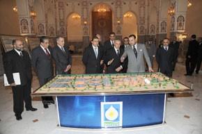S.M. le Roi examine le projet de traitement et de réutilisation des eaux usées de Marrakech pour 1,76 milliard de dirhams