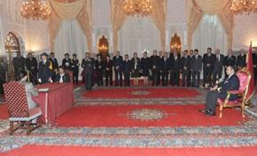 S.M. le Roi préside à Agadir la cérémonie de transfert de projets de la Fondation Mohammed V pour la solidarité à l'Etat