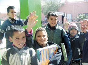 L'Unicef Espagne en conclave à Marrakech