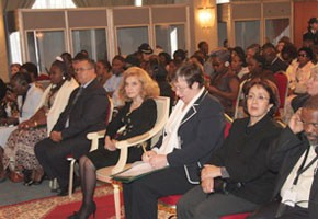 SA la Princesse Lalla Lamia préside à Casablanca l'ouverture