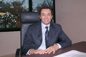 Ahmed Reda Chami,  ministre de l'Industrie, du Commerce et des Nouvelles technologies.