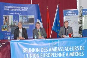 La diplomatie européenne s'enquiert de la coopération UE-Maroc