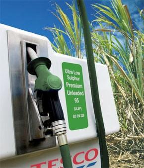 La vente au Brésil a dépassé celle d'essence en 2008
