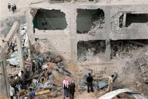 Des ingénieurs jordaniens pour évaluer les dégâts