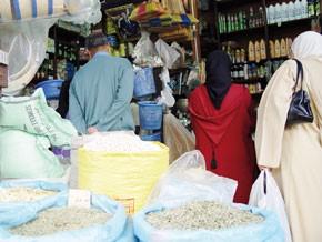 Hausse significative des produits alimentaires en 2008