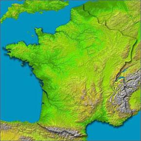 Décrire les modifications climatiques que vont provoquer les activités humaines. (Photo : www.notre-planete.info)