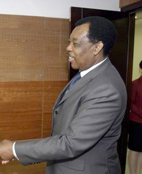 Pastor Micha Ondo Bile souligne «la dimension spéciale»