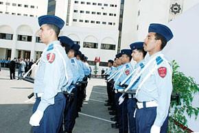 Plus d'un demi-siècle de sacrifices au service de la sécurité des citoyens