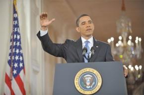 Obama fier du début de son parcours