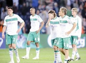 Werder Brême : naufrage à Istanbul !