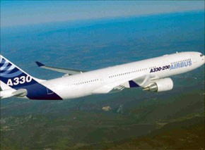 Disparition d'un avion d'Air France