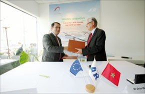 Royal Air Maroc acquiert 8 avions ATR-600