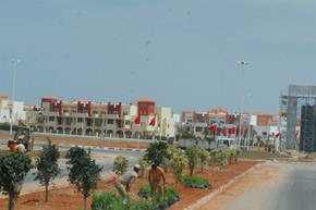Programme de développement et grands projets structurants