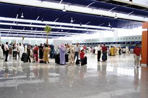 Zoom sur l'aéroport Mohammed V