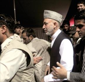 Accord local avec des talibans