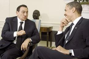 Moubarak plaide pour une solution définitive