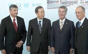 Ban juge «crucial» d'obtenir un accord à Copenhague