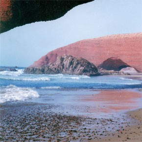 Le Maroc, merveille au bord de l'Atlantique
