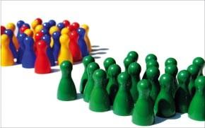Un contrat collectif organisant les relations du travail