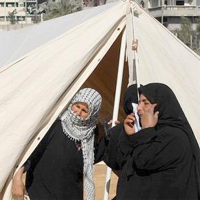 «Le blocage illégal de la mer par les Israéliens emprisonne littéralement les habitants de Gaza». (Photo : soutien-palestine.blogspot.com)
