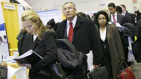 Les Etats Unis connaissent la crise de l'emploi la plus grave depuis 26 ans ! (Photo : www.tsr.ch)