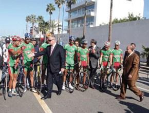 Participation du Maroc au Tour de Rwanda