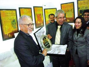 Hommage à Brahim Akhiat