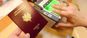 Nouveau système dans les postes-frontières