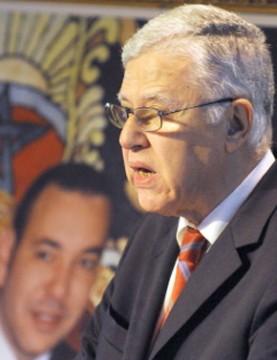 A. El Fassi, reçoit Kim Hyong-O à Rabat