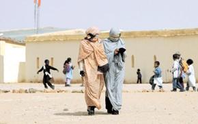 Le règlement du Sahara achoppe sur la négation