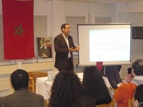 Conférence sur le Sahara marocain