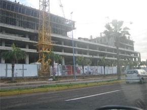 Le méga chantier sera ouvert en 2013