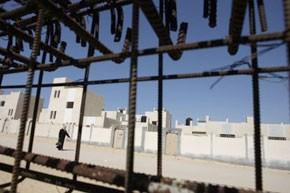 Projet immobilier pour reconstruire Gaza