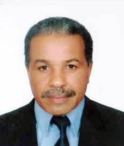 Mohamed Nbou, directeur des études, de la planification et de la prospective au département de l'Environnement.