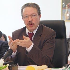 Le Haut commissaire au Plan, Ahmed Lahlimi Alami. (Photo : Kartouch)