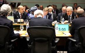 Réunions des groupes des gouverneurs arabes et africains