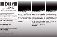 Job Link crée son portail