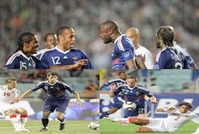 La France fait match nul 1-1